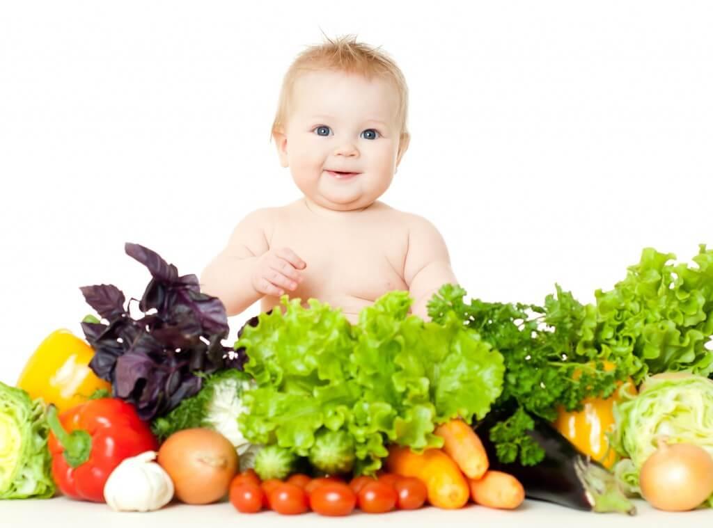 Top 8 loại rau củ cho bé ăn dặm thích hợp và cần thiết nhất