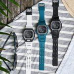 Ngắm đồng hồ điện tử thể thao G-Shock GBX-100-1DR siêu xịn sò